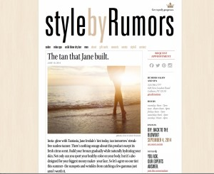 Rumors Website and Digital Marketing